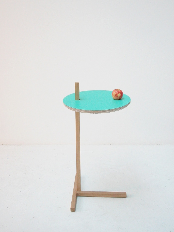 Tomas Alonso Design Studio Side Table For An Apple
