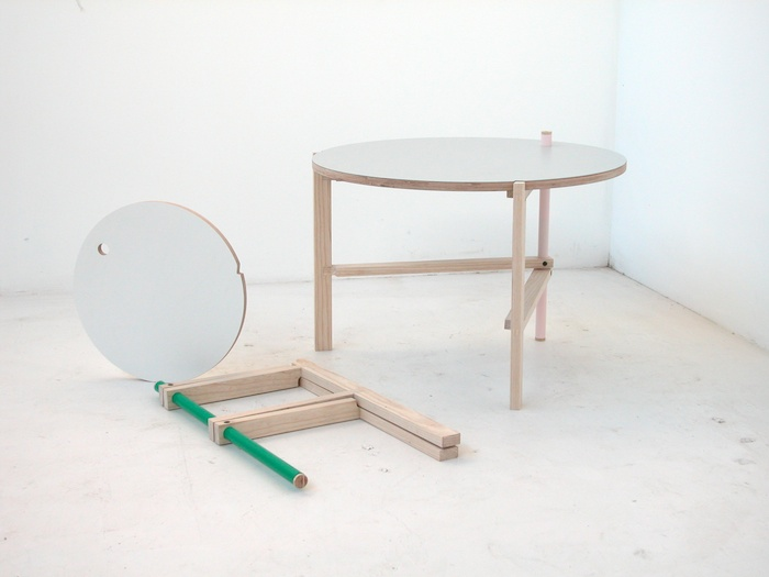 A-side tables